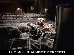 The Mix Is Almost Perfect